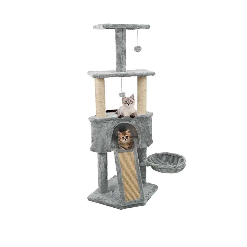 szürke Macska mászóka