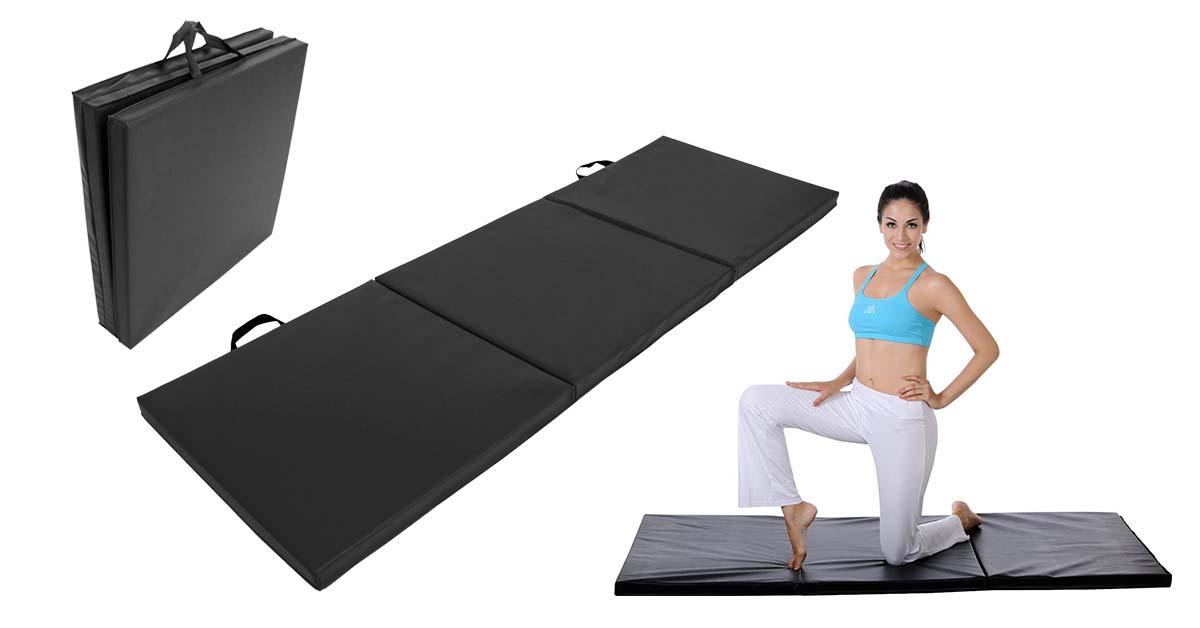 Összecsukható fitness matrac