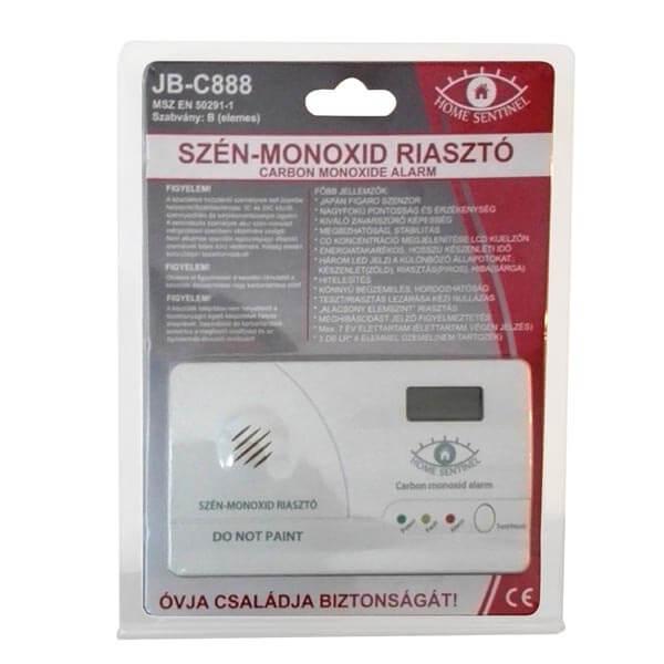 Szén-monoxid riasztó - csomagolás
