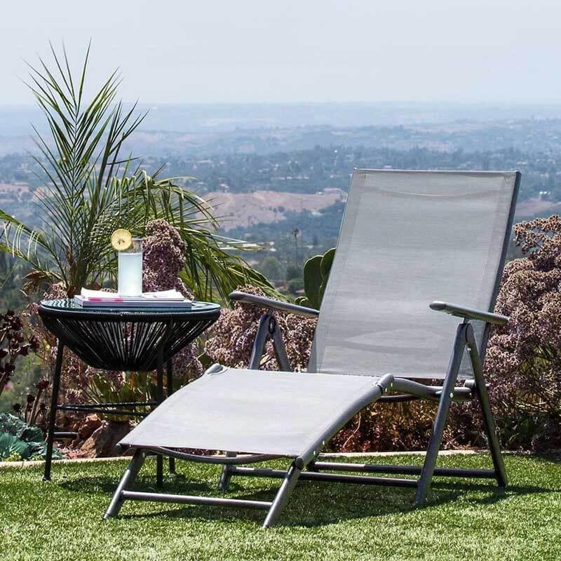 Comfort kerti napozóágy