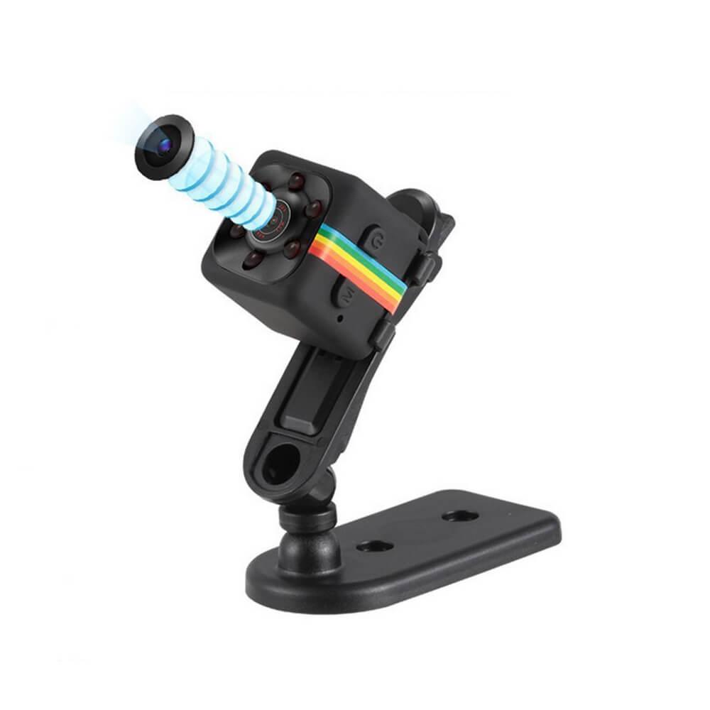 Mini kamera videók és fényképek készítésére