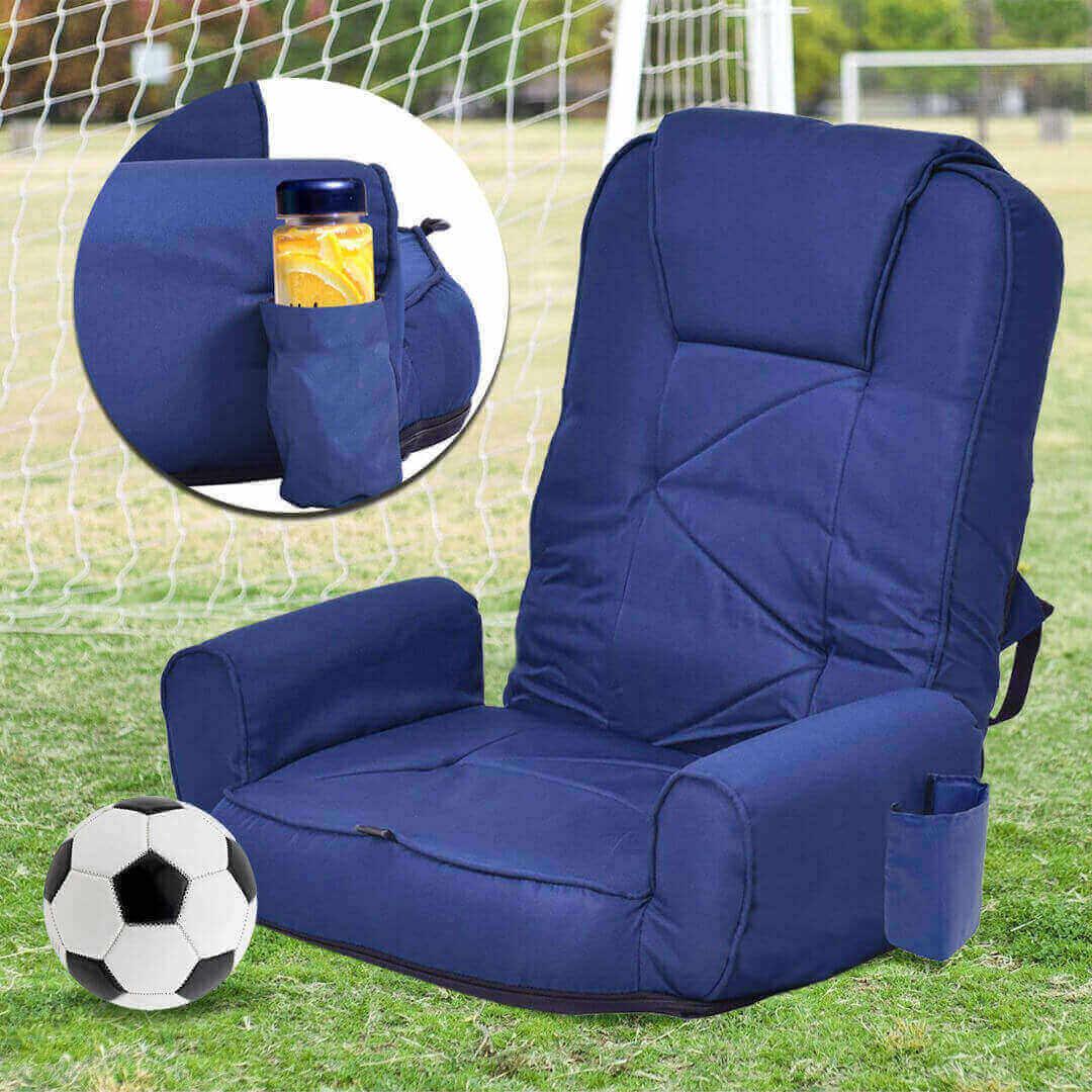 Hordozható fotel kültérre
