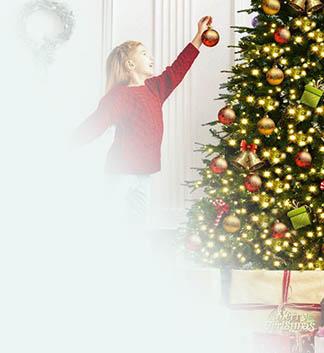 Szerezd be a karácsonyi dekorációt!