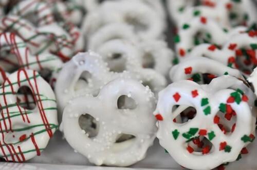 karácsonyi perec