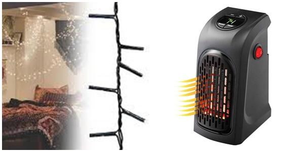 hangulat hősugárzó LED alinda